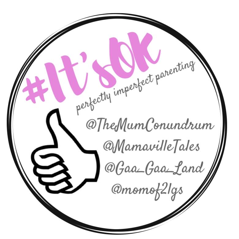 #It's OK logo